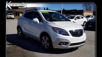 2013 Buick Encore for sale in Valparaiso, IN