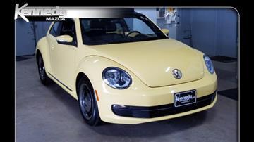 2013 Volkswagen Beetle for sale in Valparaiso, IN