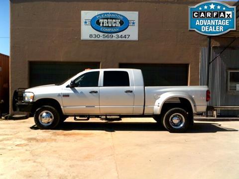2009 Dodge Ram Pickup 3500 for sale in Pleasanton, TX