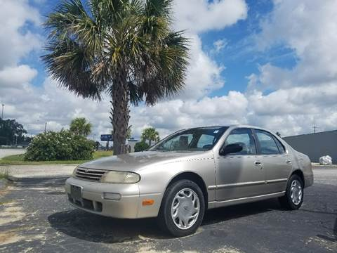 1997 Nissan Altima for sale in Florence, SC
