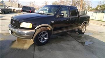2002 Ford F-150 for sale in Riverside, CA