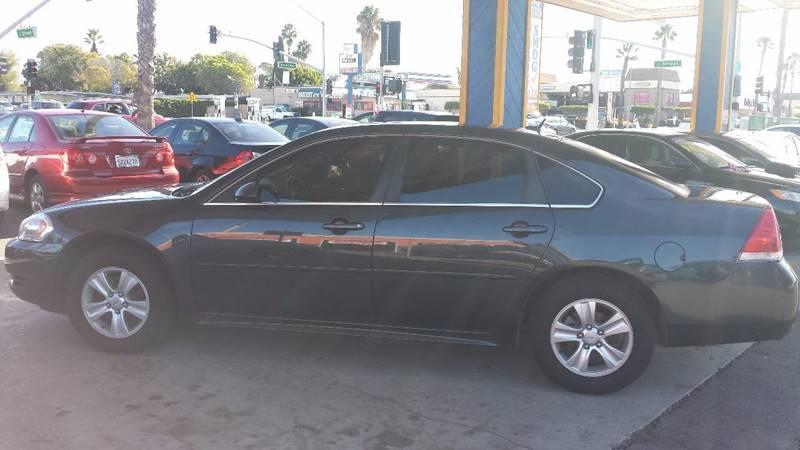 2013 Chevrolet Impala for sale at B & J Auto Sales in Chula Vista CA