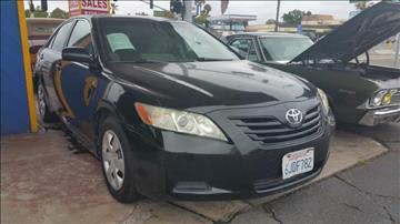 2009 Toyota Camry for sale at B & J Auto Sales in Chula Vista CA