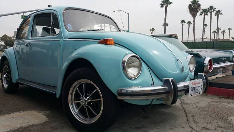 1971 Volkswagen Beetle for sale at B & J Auto Sales in Chula Vista CA