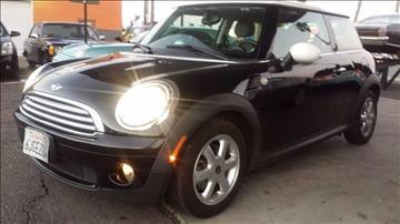 2009 MINI Cooper for sale at B & J Auto Sales in Chula Vista CA