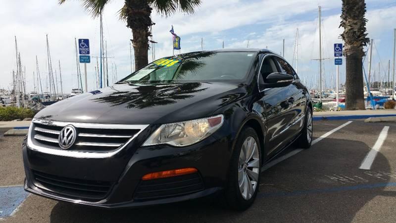 2012 Volkswagen CC for sale at B & J Auto Sales in Chula Vista CA