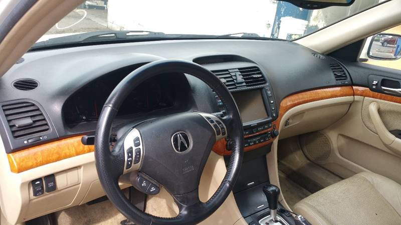 2005 Acura TSX for sale at B & J Auto Sales in Chula Vista CA