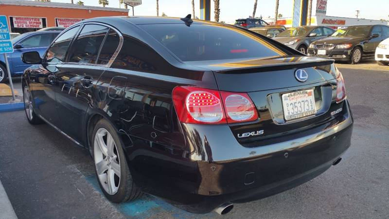 2010 Lexus GS 450h for sale at B & J Auto Sales in Chula Vista CA
