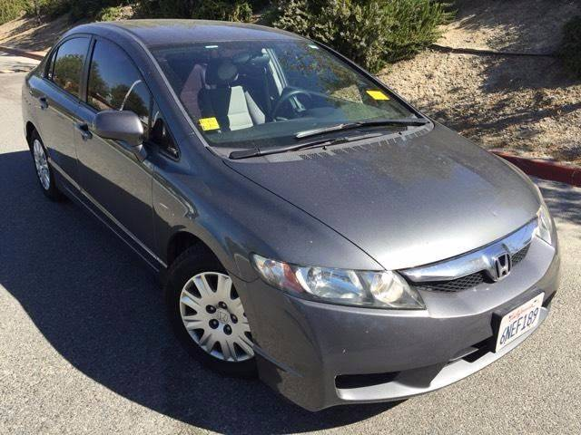 2010 Honda Civic for sale at B & J Auto Sales in Chula Vista CA