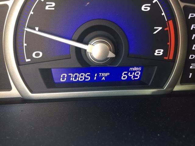2010 Honda Civic for sale at B & J Auto Sales in Chula Vista CA