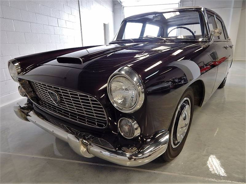 1961 Lancia Flaminia Berlina for sale at Classic Investments in Englewood CO
