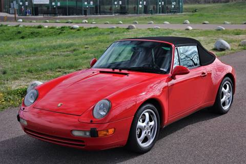 1996 Porsche 911 Carrera for sale in Englewood, CO