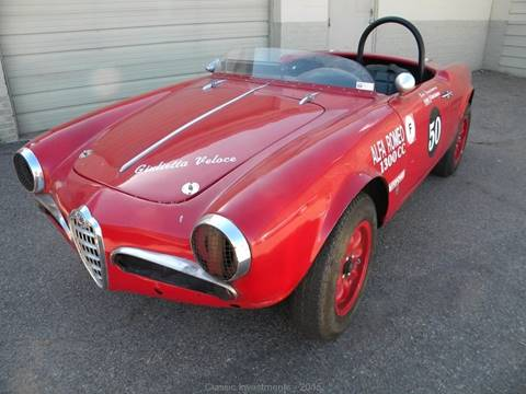 1958 Alfa Romeo Spider for sale in Englewood, CO