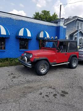 1995 Jeep Wrangler for sale in Memphis, TN