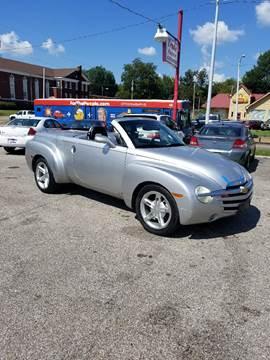 2004 Chevrolet SSR for sale in Memphis, TN