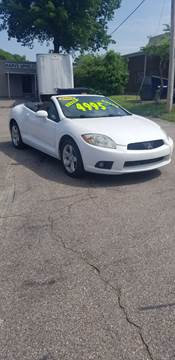 2009 Mitsubishi Eclipse Spyder for sale in Memphis, TN