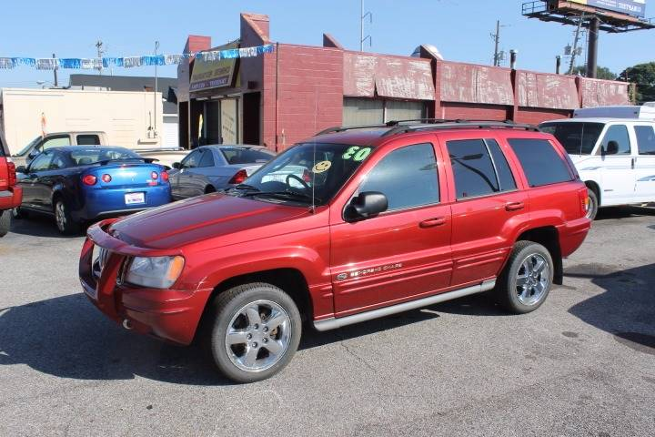2003 jeep grand cherokee overland in memphis tn trade auto 39 s 2. Black Bedroom Furniture Sets. Home Design Ideas
