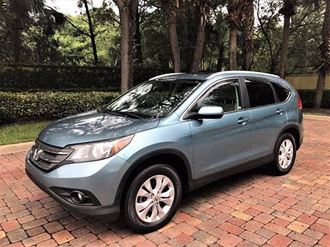 2014 Honda CR-V for sale at DENMARK AUTO BROKERS in Riviera Beach FL