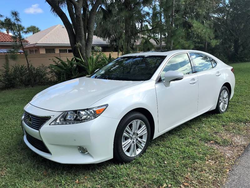 Perfect 2014 Lexus ES 350