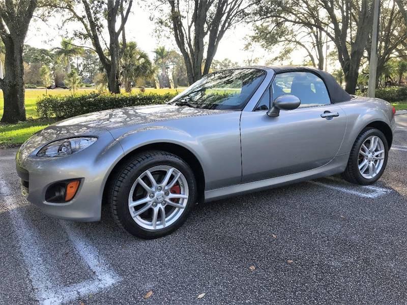 2009 Mazda MX 5 Miata For Sale At DENMARK AUTO BROKERS In Riviera Beach FL