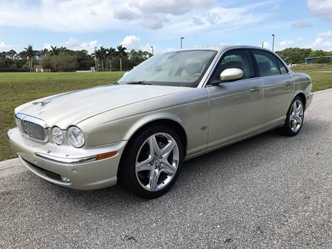 2006 Jaguar XJ-Series for sale at DENMARK AUTO BROKERS in Riviera Beach FL