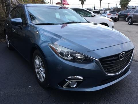 2014 Mazda MAZDA3 for sale in San Antonio, TX