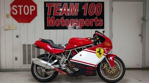 1995 Ducati 900SS-SP