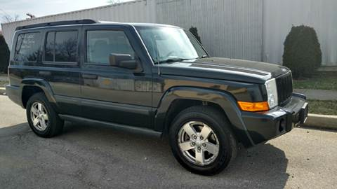 2006 Jeep Commander for sale in Indianapolis, IN