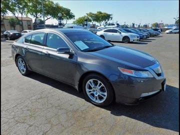 2011 Acura TL for sale in Santa Ana, CA