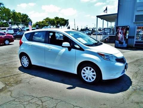 2014 Nissan Versa Note for sale in Santa Ana, CA