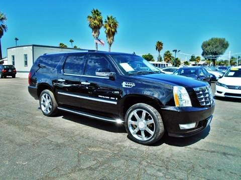 2007 Cadillac Escalade ESV for sale in Santa Ana, CA