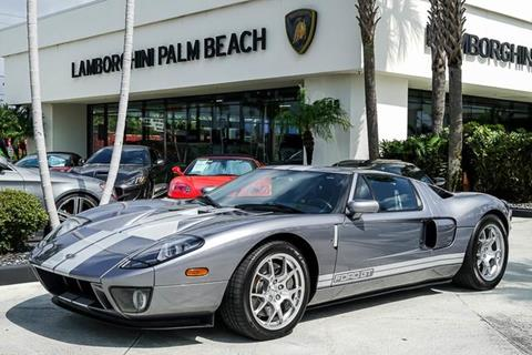 2006 Ford GT for sale in West Palm Beach, FL