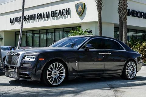 2016 Rolls-Royce Ghost Series II for sale in West Palm Beach, FL
