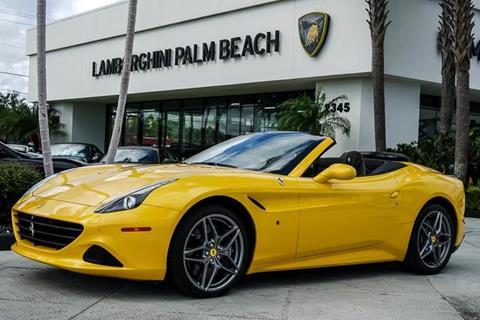 2016 Ferrari California T for sale in West Palm Beach, FL