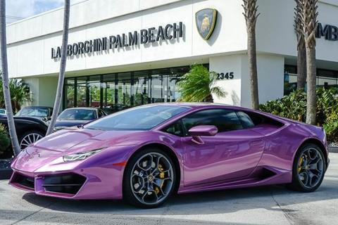 2017 Lamborghini Huracan for sale in West Palm Beach, FL