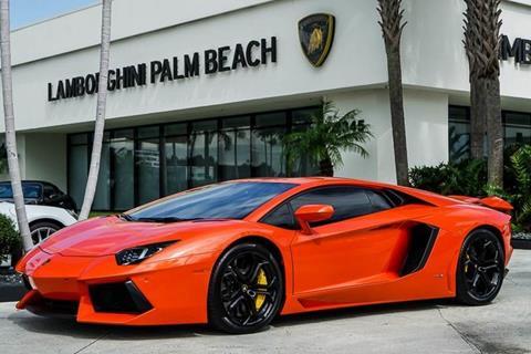 Lamborghini Aventador For Sale in Florida - Carsforsale.com®