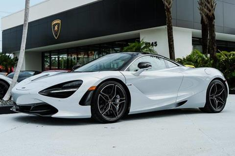 Mclaren 720s For Sale Florida