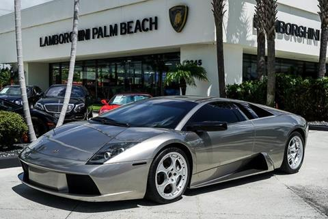 2003 Lamborghini Murcielago for sale in West Palm Beach, FL