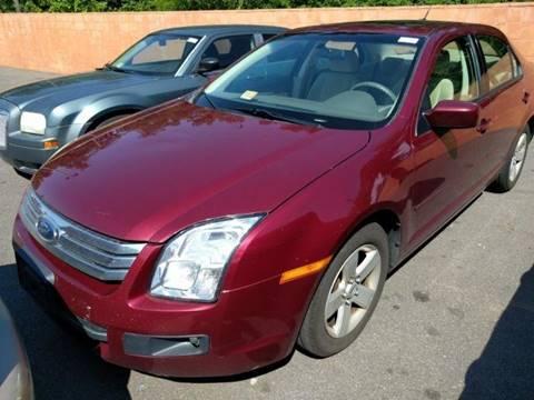 2007 Ford Fusion for sale in Fredericksburg, VA
