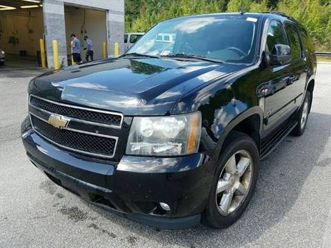 2008 Chevrolet Tahoe for sale in Fredericksburg, VA