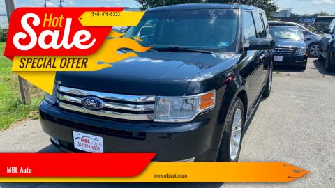 2011 Ford Flex for sale at MBL Auto in Fredericksburg VA