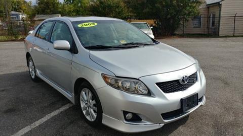 2009 Toyota Corolla for sale in Richmond, VA