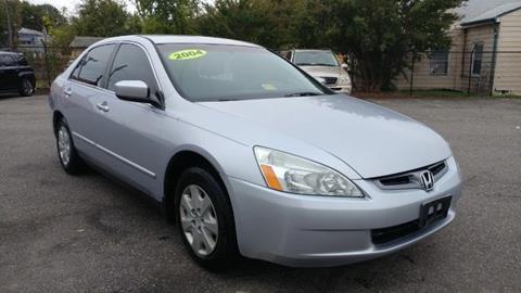 2004 Honda Accord for sale in Richmond, VA