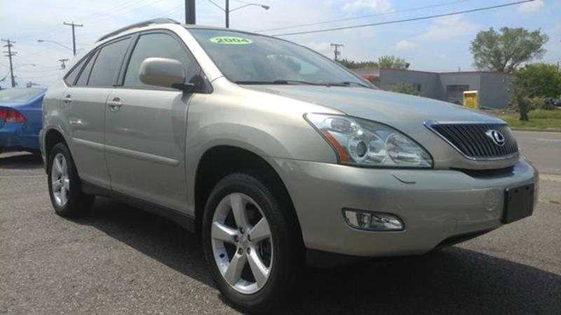 2004 Lexus RX 330 For Sale At Faram Auto Sales INC In Richmond VA