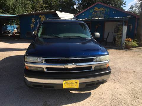 2002 Chevrolet Tahoe for sale in Houston, TX