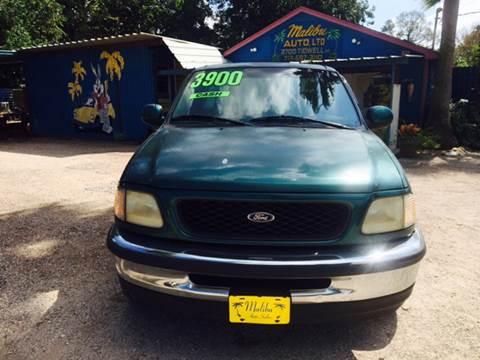 1997 Ford F-150 for sale in Houston, TX