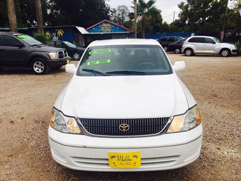 2000 Toyota Avalon for sale in Houston, TX