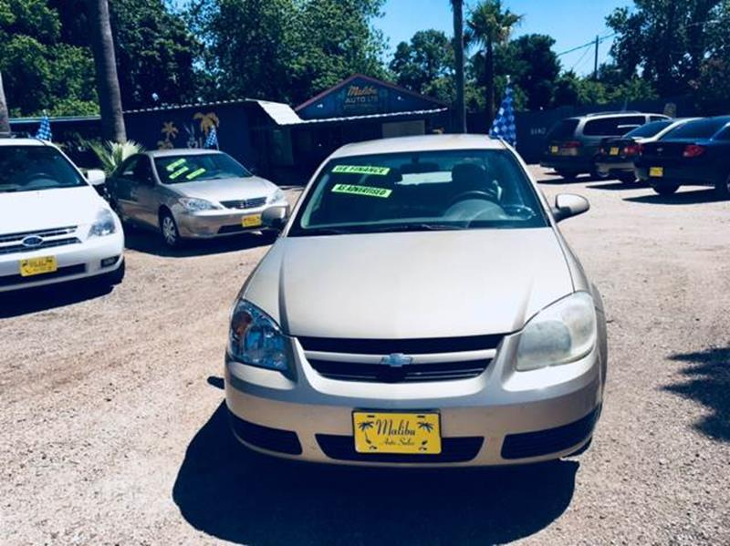 2007 Chevrolet Cobalt For Sale At Malibu Auto Sales In Houston TX