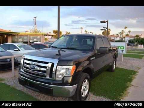 2010 Ford F-150 for sale in Scottsdale, AZ