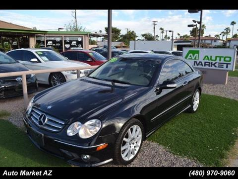 2009 Mercedes-Benz CLK for sale in Scottsdale, AZ